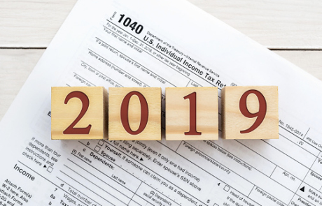 Tax Code Changes 2019