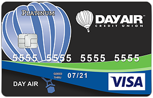 Day Air Credit Union Low Rate Credit Card