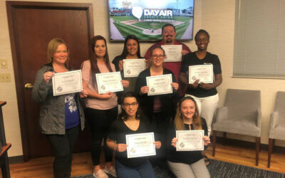 Day Air Honored as 2021 Best Place to Work